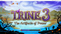 Video Game: Trine 3: The Artifacts of Power