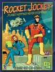 Board Game: Rocket Jockey
