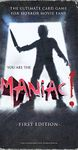 Board Game: YOU are the Maniac!
