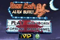 Video Game: Daisy Mae's Alien Buffet
