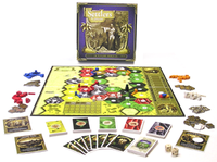 Board Game: The Settlers of Canaan