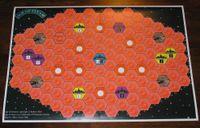 Board Game: Age of Steam Expansion: Mars – Global Surveyor