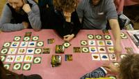 Board Game: Nut Job