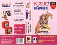 Board Game: Wizard Kings: Expansion Armies