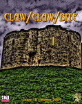 Issue: Claw/Claw/Bite (Issue 16 - Winter 2009)