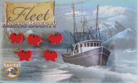 Board Game: Fleet: Crab Meeples