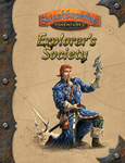 RPG Item: Explorer's Society