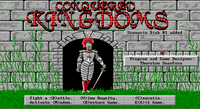 Video Game: Conquered Kingdoms
