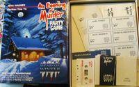 Board Game: An Evening of Murder: Dead of Winter