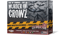 Board Game: Zombicide: Box of Zombies – Set #8: Murder of Crowz