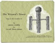 RPG Item: Toys for the Sandbox #000: The Wizard's Tower