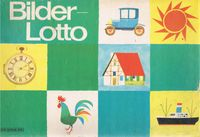 Board Game: Lotto