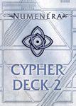 RPG Item: Numenera Cypher Deck 2