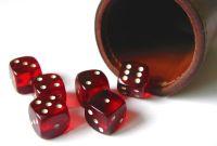 RPG Mechanic: Dice Pool (Roll multiple dice vs target)