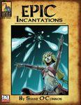 RPG Item: Epic Incantations