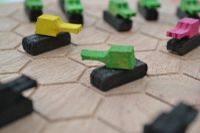 Board Game: Fog of War