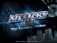 Video Game: Mystery P.I.: The Lottery Ticket