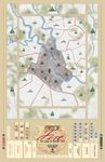 Board Game: Circle of Fire: The Siege of Cholm, 1942