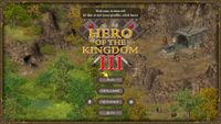 Video Game: Hero of the Kingdom III
