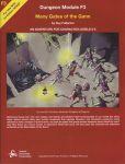 RPG Item: F3: Many Gates of the Gann