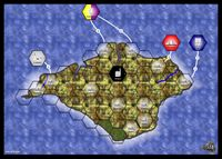 Board Game: Steam Expansion: Isle of Wight