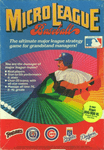 Video Game: MicroLeague Baseball