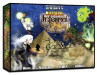 Board Game: Sentinels of the Multiverse: Infernal Relics