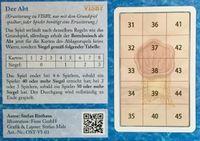 Board Game: Visby: Der Abt