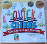 Board Game: Quick Chess