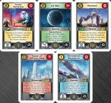 Board Game: Core Worlds: Dice Tower Season 11 Kickstarter Promo