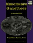 RPG Item: Nevermore Gazetteer