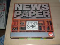 Board Game: News Paper