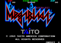 Video Game: Megablast