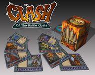 Board Game: Gruff: Clash of the Battle Goats