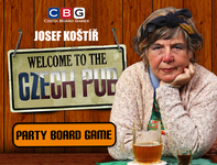 Board Game: Czech Pub