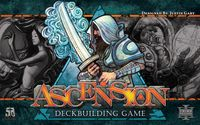 Board Game: Ascension: Deckbuilding Game