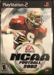Video Game: NCAA Football 2002