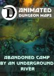 RPG Item: Abandoned Camp by an Underground River