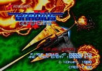 Video Game: Gradius II
