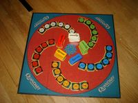Board Game: Wildlife Safari
