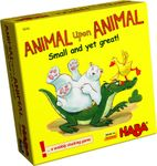 Board Game: Animal Upon Animal: Small and Yet Great!