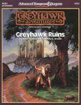 RPG Item: WGR1: Greyhawk Ruins