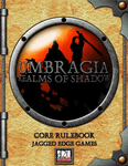 RPG Item: Umbragia: Realms of Shadow