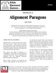 RPG Item: Alignment Paragons