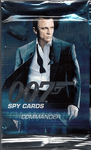 Board Game: James Bond 007 Spy Cards