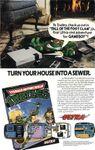 Video Game: Teenage Mutant Ninja Turtles