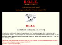 RPG Item: R.O.L.E.