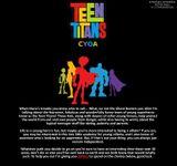 RPG Item: Teen Titans CYOA