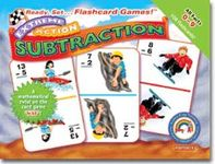 Board Game: Extreme Action Subtraction