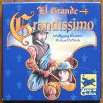 Board Game: El Grande: Grandissimo